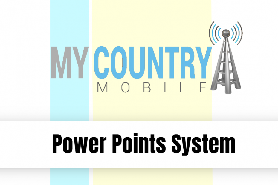 Power Points System - My Country Mobile